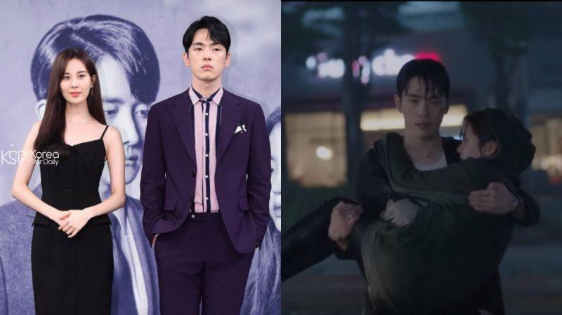 在发布会上「黑脸」的金正铉…新剧《时间》首播后 网友们的看法又是如何?