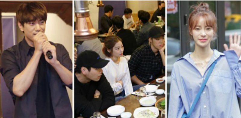 盛駿、林智妍、白成鉉等人主演新劇《Mojito》殺青 2018上半年首播