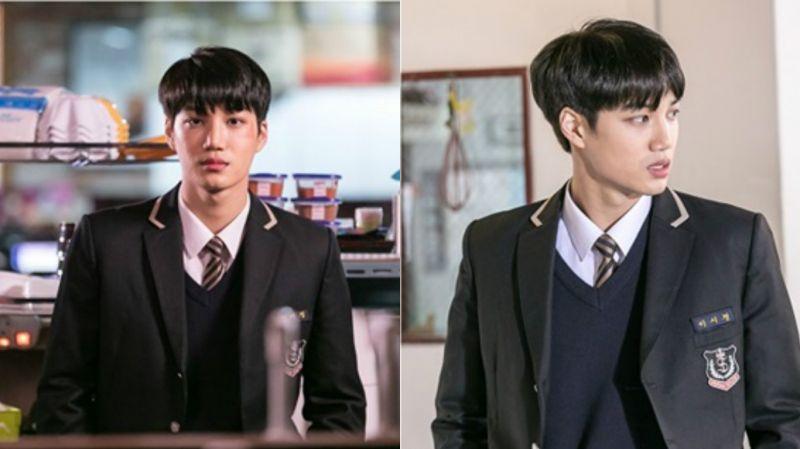 EXO KAI主演浪漫新劇《Andante》 穿上校服重返青春18歲