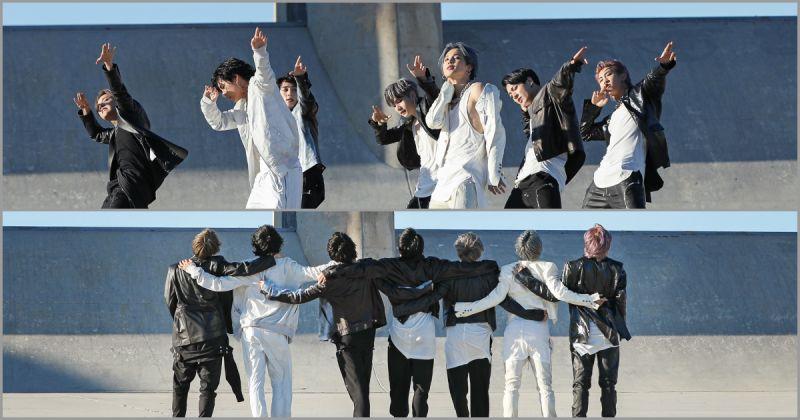 重溫BTS防彈少年團的動感姿態 〈ON〉首支宣傳 MV 觀看數破兩億!
