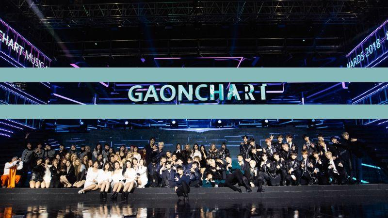 【年末总结】2019年Gaon Chart专辑销量TOP10!你家本命入榜了吗?