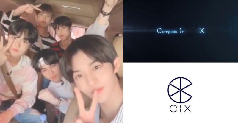 裴珍映所屬組合正式確定名稱:C9BOYZ→CIX 目標下半年出道