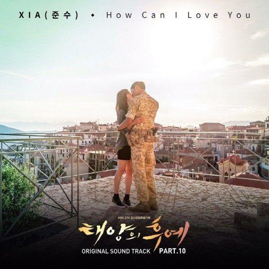 金俊秀《太陽的後裔》OST10 席捲各大音源榜
