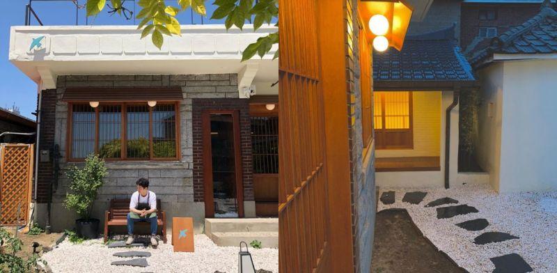 AKIRA Coffee:在韓國都可以感受日式庭院的小咖啡館
