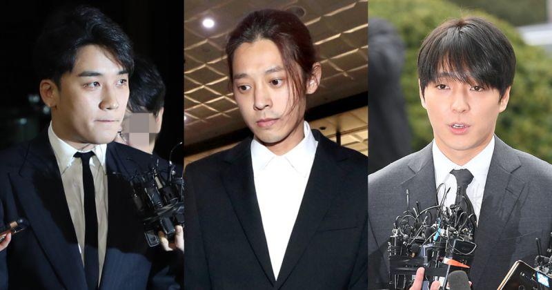KBS 開第一槍表態:「暫時禁止鄭俊英、崔鍾訓、勝利登上節目」