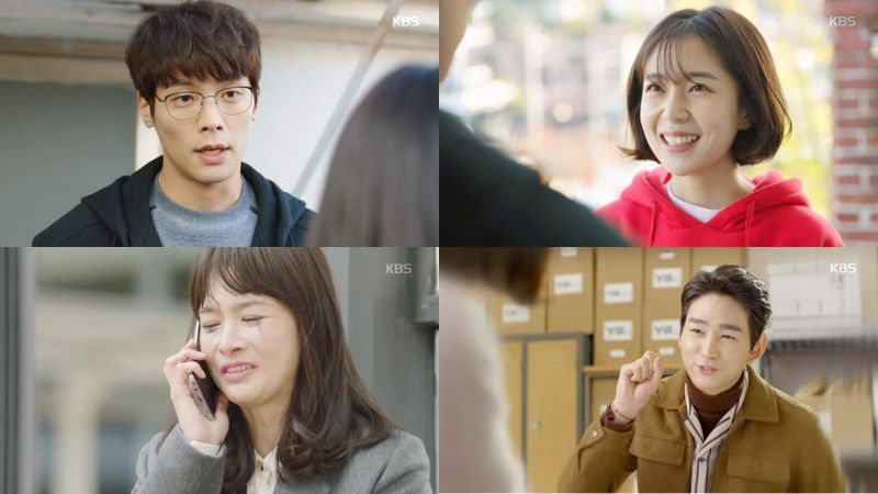 KBS《Jugglers》默默被白珍熙的生動演技與傲嬌崔丹尼爾給吸引啦~這劇選角太成功了!