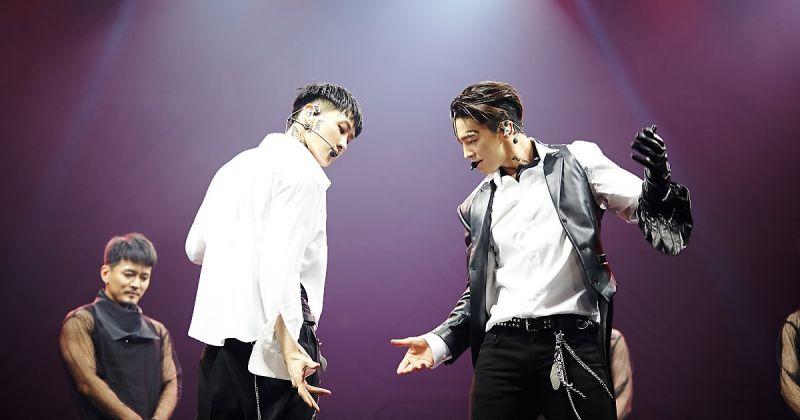 Super Junior-D&E 海外人气高 〈Danger〉开始征服音源榜!