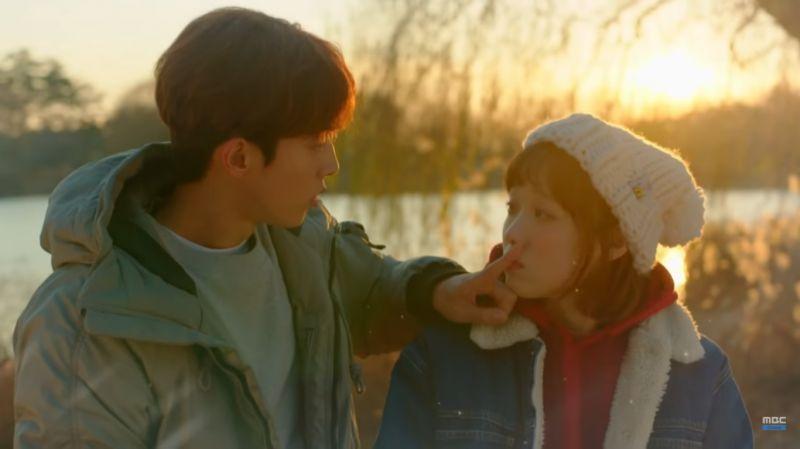 《舉重妖精金福珠》下週將迎來南柱赫&李聖經的首次浪漫約會!!!
