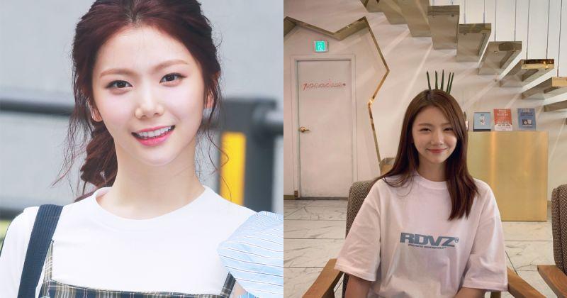 李佳恩迅速加入新公司 成赵汝珍、姜成姸等演员师妹!
