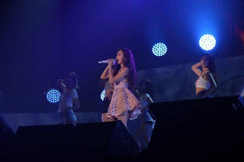 Jessica上海見面會圓滿落幕 精彩堪比演唱會