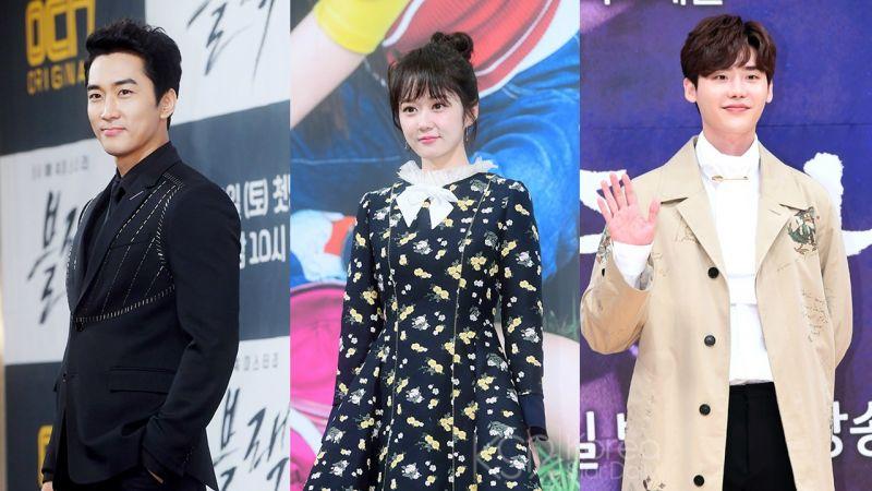 11月電視劇演員品牌 TOP3:張娜拉、李鍾碩、宋承憲 他們的劇你有追上了嗎~!?
