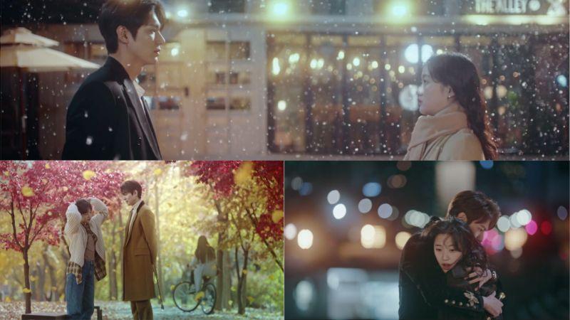李敏镐、金高银主演SBS新剧《The King:永远的君主》公开剧情版预告:「一起走吧!去我的世界」