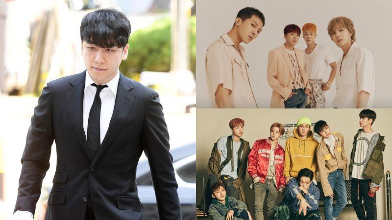 因受胜利「Burning Sun」事件影响!部分学生反对YG歌手参加校庆,WINNER、iKON都遭抵制!
