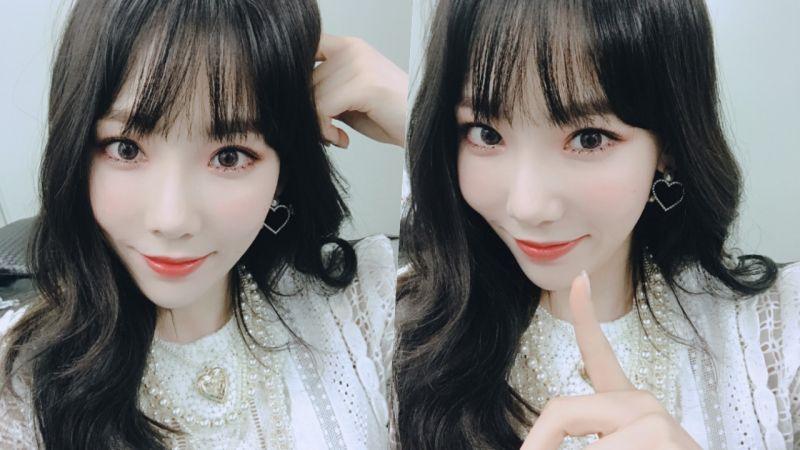 太妍12月底举办圣诞演唱会! 三队友离开SM后IG首次发声
