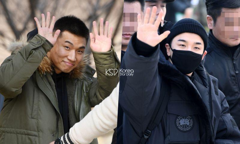 BIGBANG太阳&大声一周后同时退伍! YG叮嘱粉丝勿前往现场迎接