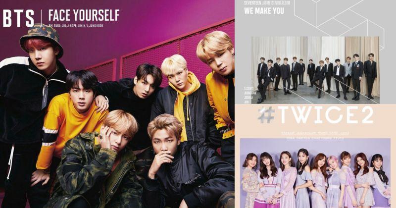 《日本金唱片獎》得主出爐!BTS防彈少年團風光成五冠王 TWICE、SEVENTEEN 成績也出眾