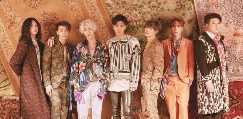 Super Junior再次引领趋势! 先人一步进军拉美