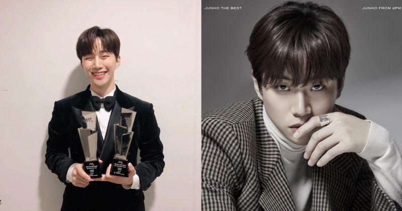 韓國歌手唯一!2PM 俊昊兩張日專打入 Tower Records 年度結算榜 TOP10