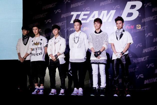 WIN B 以出道為目標再次登上對決舞台《MIX & MATCH》