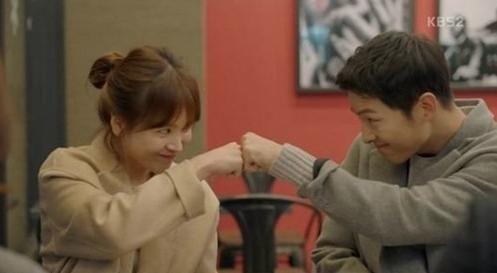《太陽的後裔》收視屢創佳績 全國33.5%首爾圈37.5%