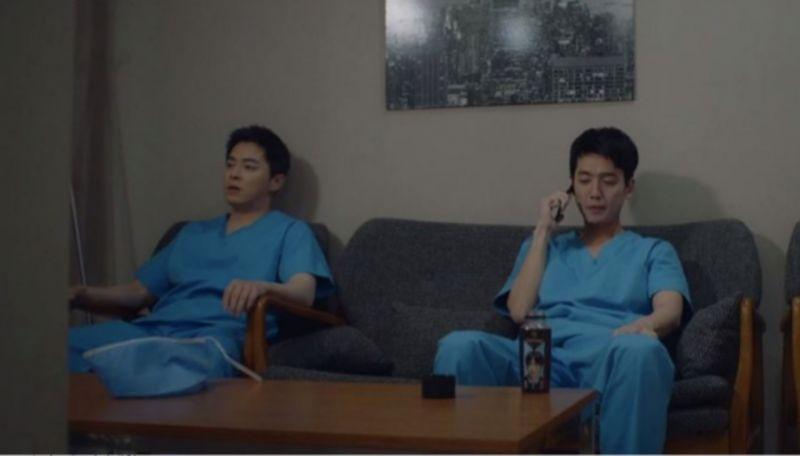 《機智醫生生活》曹政奭&鄭敬淏化學反應太強了!看他們仿佛看到動漫裡的這兩人XD