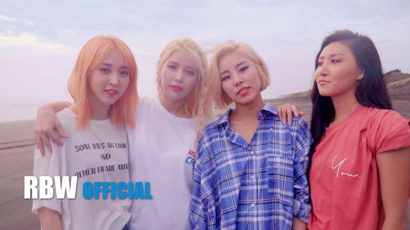 開啟「四季四色」的 2018 年 MAMAMOO 新歌征服六座音源榜冠軍寶座!
