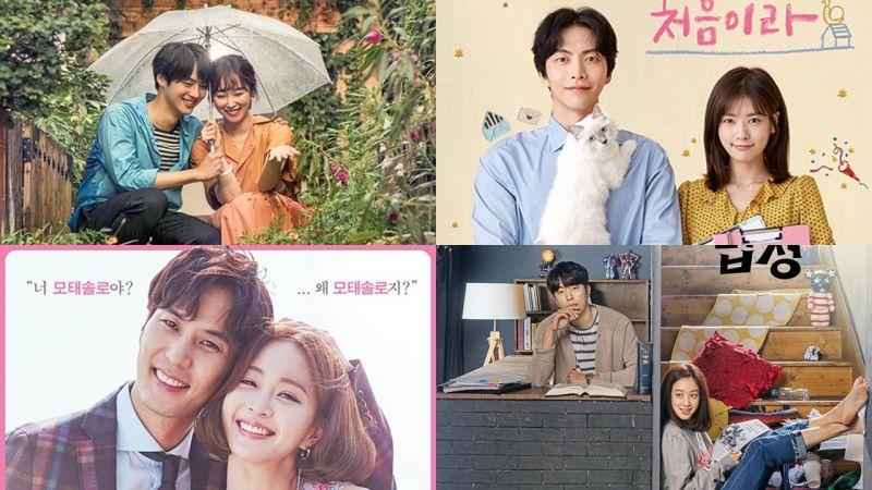 月火新局势!今晚三部新韩剧开播,是否会影响《爱情的温度》收视与关注度?