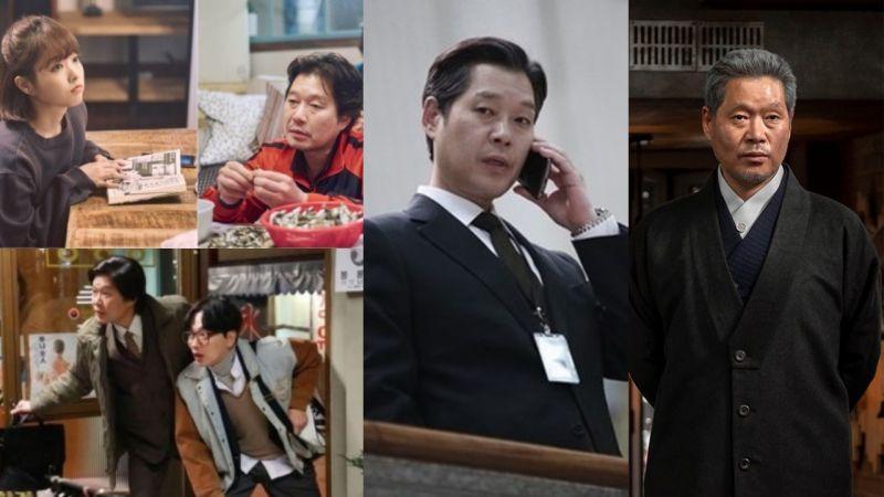 《梨泰院Class》「張會長」劉在明近年出演的作品:《1988》東龍爸、《大力女》奉順爸、《秘密森林》檢察廰次長等!