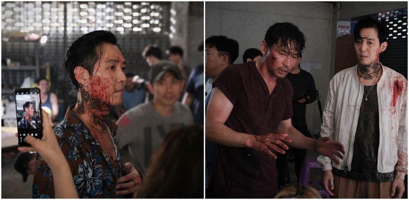 《魔鬼對決》黃晸玟+李政宰打造韓國電影動作經典