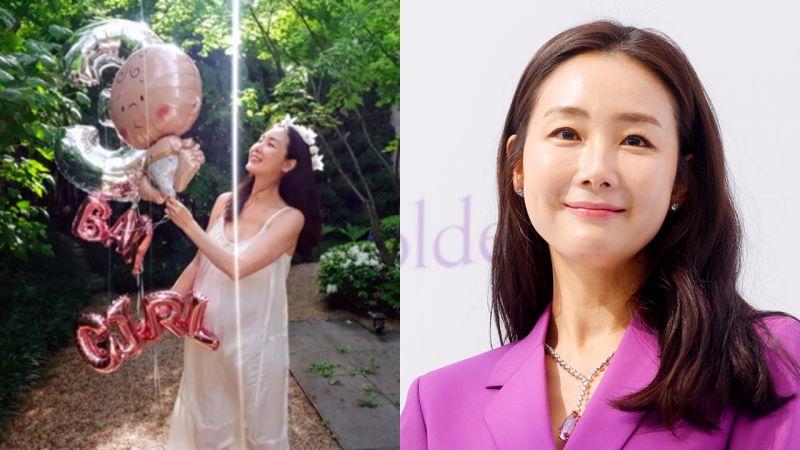 44歲高齡產婦不易!崔智友今日(16日)誕下女兒,母子平安