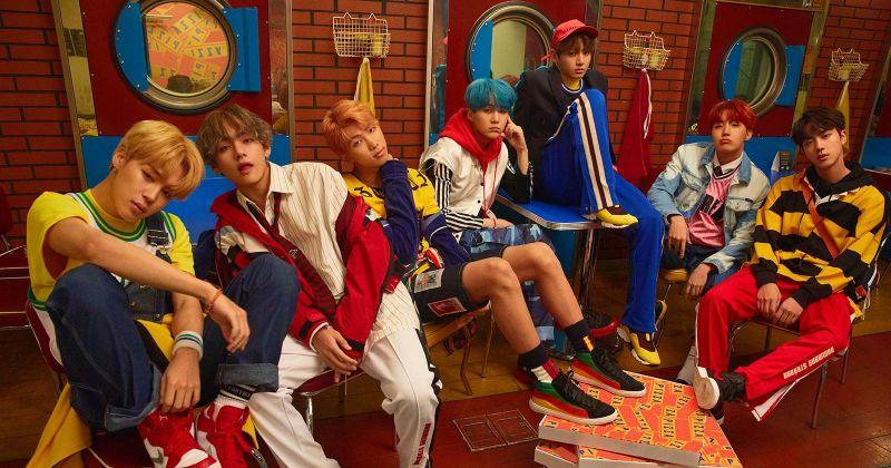 BTS防弹少年团刷新自身最佳纪录 〈DNA〉MV 观看数破 12 亿次!