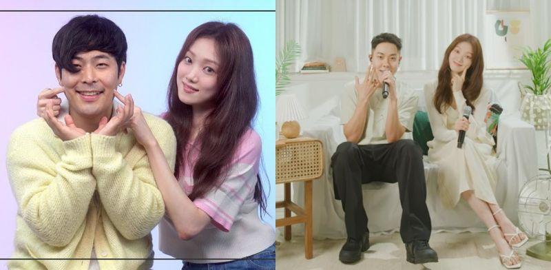 崔俊&李聖經合唱浪漫曲《LOVE》擔心傳出緋聞,網友:看得出來崔俊的邀請完全是滿足私心