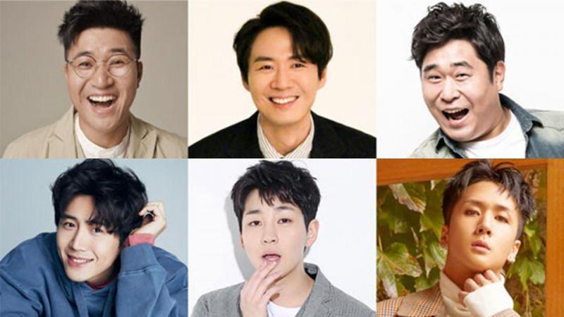 金善浩、VIXX成员Ravi确定加入《两天一夜》主持群,全新六人组合引期待!