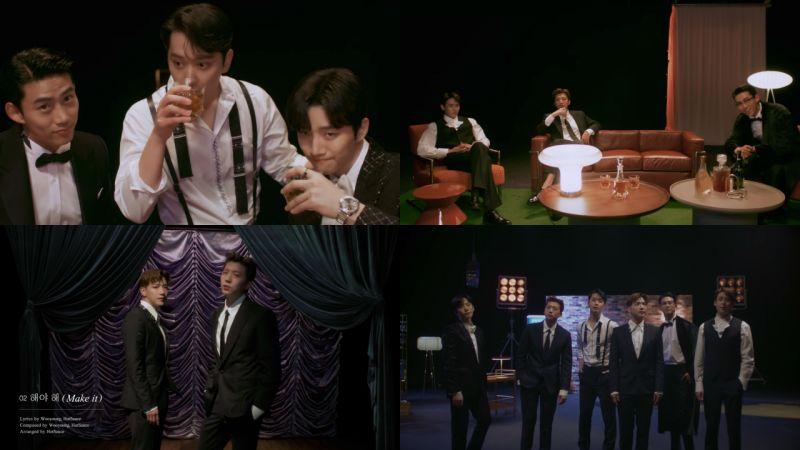 2PM新专辑Medley影片是全员真人拍摄,更用「一镜到底」高品质堪比MV!