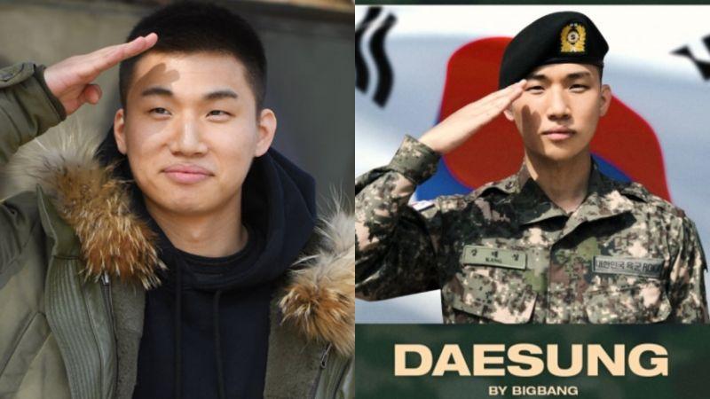 无论做什么都优秀!BIGBANG 大声获选为新兵教育队助教