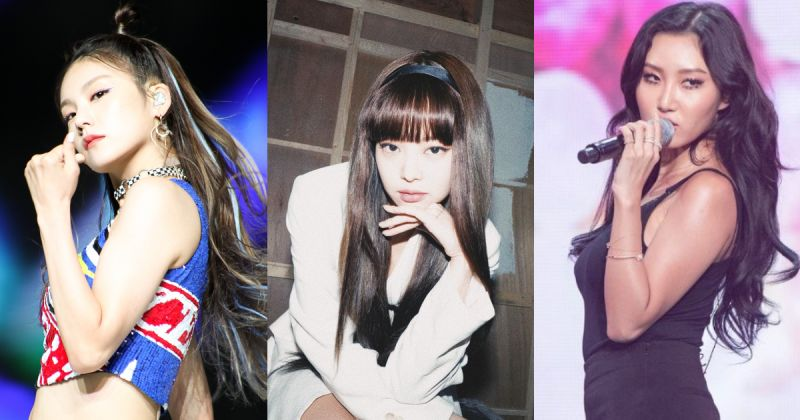 【女團個人品牌評價】ITZY 禮志擊敗 Jennie、華莎首度奪冠!