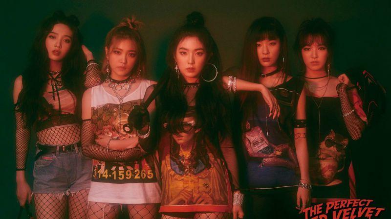 解開名為 Red Velvet 的謎案 〈Bad Boy〉完整 MV 霸氣魅惑!
