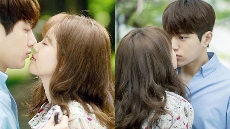 《漢摩拉比小姐》最新劇照,高雅羅主動親吻L這畫面也太閃了吧~!