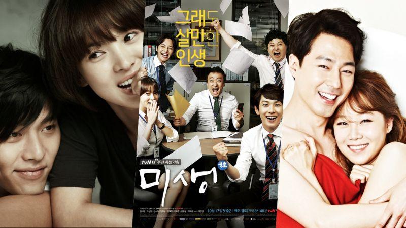 專業人士眼中的最佳韓劇! 百名準編劇選出人生之作,劇荒時照著這個清單看就對了!