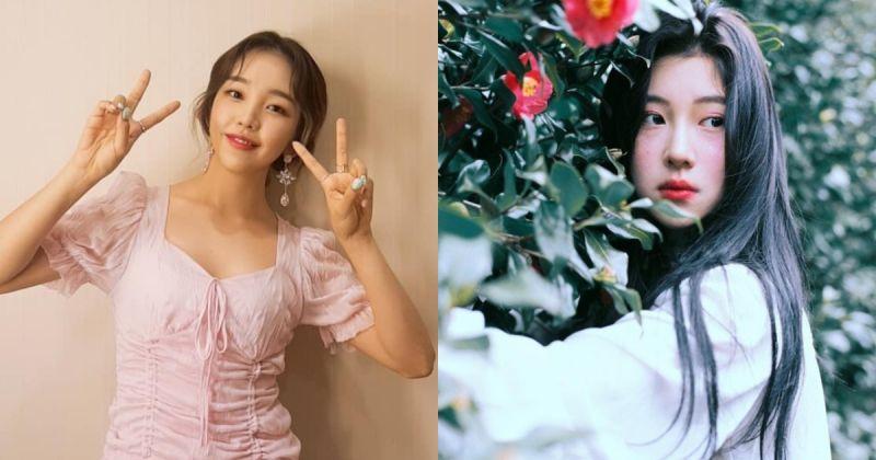 近期第三位离开 JYP 的个人女歌手!白娥娟约满不续