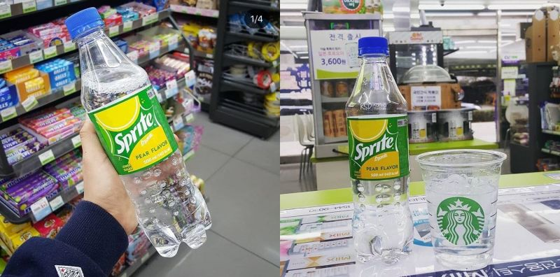 韩国人的独特解酒特效药?梨子口味的碳酸水!