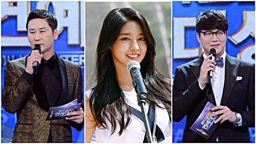 申东烨、成时璟、雪炫   将共同担任2015 KBS演艺大赏的主持人