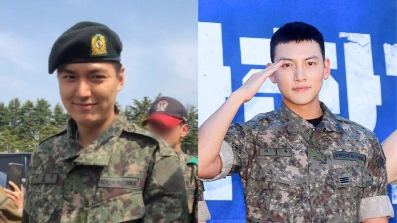 倒數計時啦!這兩位「韓劇男神」終於要回來了,李敏鎬、池昌旭都將在4月底退伍!