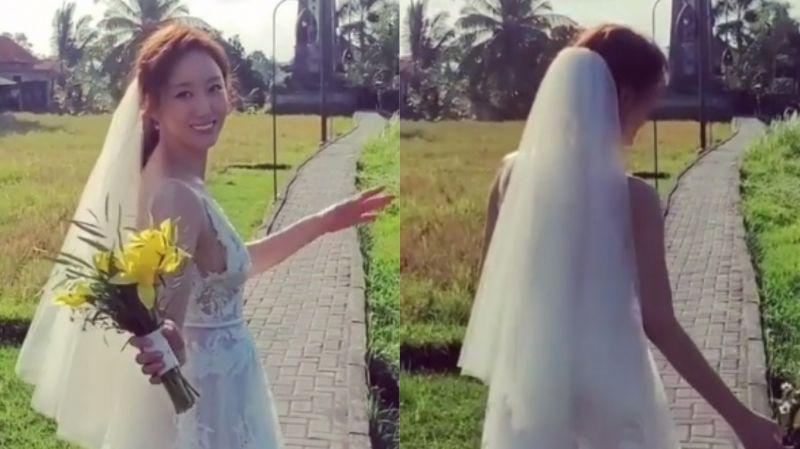 全慧彬今日(7日)在峇里岛举行婚礼!SNS分享感言:「我们会成为恩爱的夫妻 希望大家多多关照」