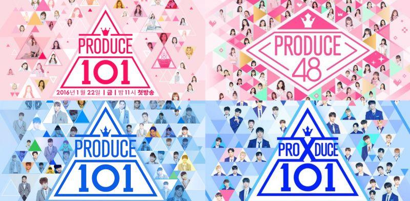來說說《Produce》系列美貌C位們:原來他們都有個共同點!
