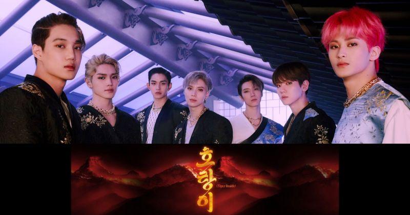 SuperM 也穿上改良式韓服!9 月初公開正規一輯新歌「老虎」