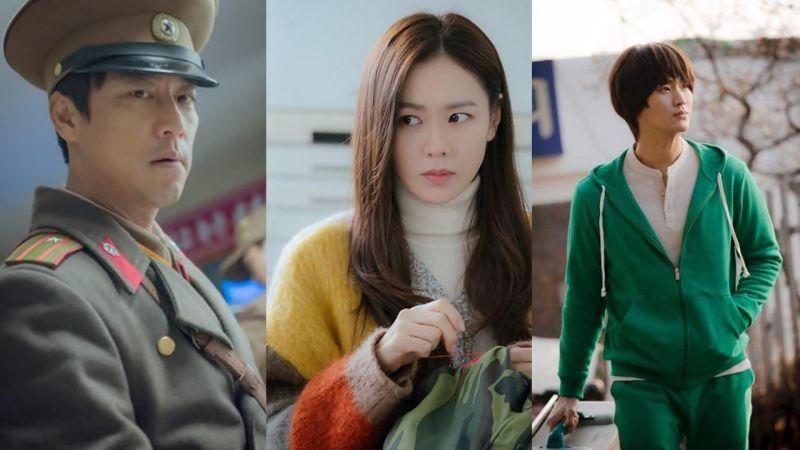 《愛的迫降》奪回電視劇話題性一位,孫藝真連續六週拿下「演員榜」冠軍