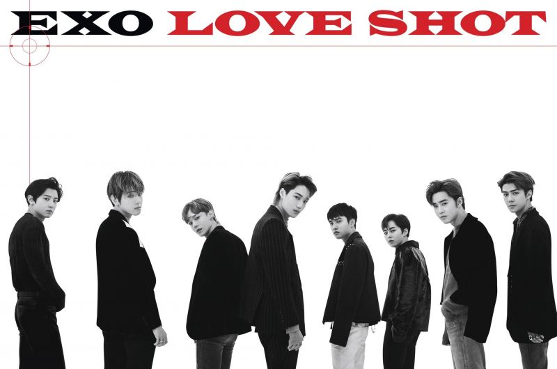 EXO要向你开枪啦!后续《LOVE SHOT》预告突袭公开