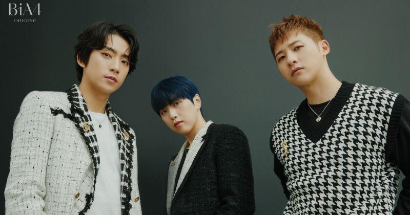 B1A4 新专辑首波概念照曝光 帅气的贵公子魅力来袭!