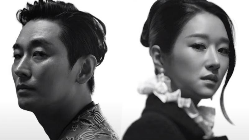 【有片】氛圍炸裂!徐睿知&朱智勛出演的網路小說廣告片《後宮的男人們》